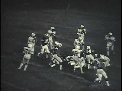 1978 Football:  Annandale vs. Wakefield