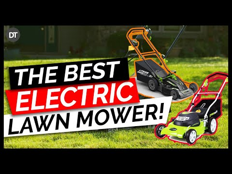 What Are the Main Differences Between a Lightweight Self-Propelled Electric Lawn Mower and a Gas powered Mower?