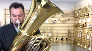 Miraphone Tuba For Sale B.A.C. Horn Doctor