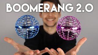 DAFÜR 30€? Flynova Pro: Der Boomerang 2.0