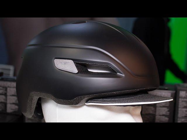Видео Шлем MET Corso Safety Yellow (матовый)