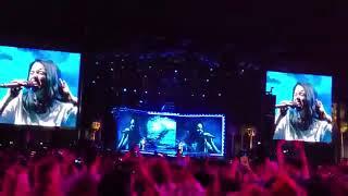 Billie Eilish Coachella 2019~Ocean Eyes