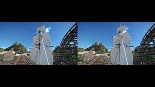 vr roller 3d videos k.m-vr 4