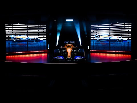 Image: Watch: McLaren reveal their MCL35 ahead of the 2020 F1 season