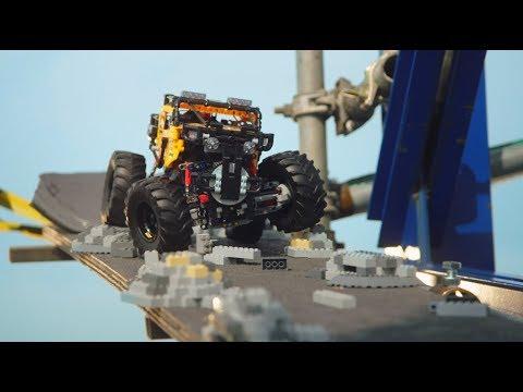Vidéo LEGO Technic 42099 : Le tout-terrain X-trême