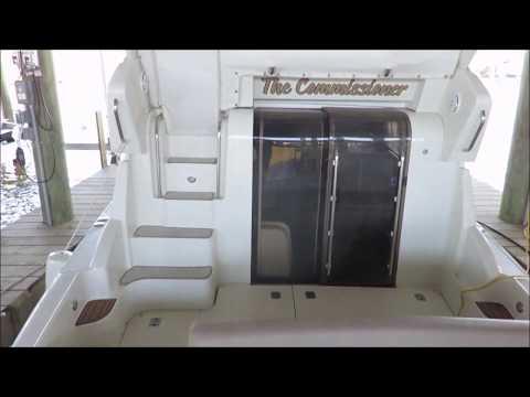 1995 Silverton 312 Sedan Cruiser Power Boat For Sale - www