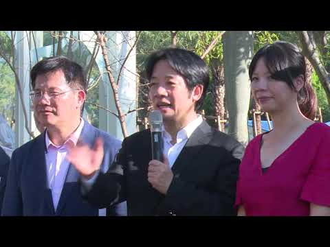 Premier Lai visits 2018 Taichung Flora Expo's Houli Horse Ranch and Forest Expo Site