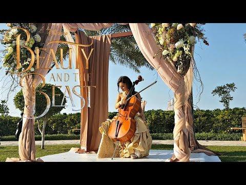 """גרסה מיוחדת ומרגיעה לשיר המוכר מ""""היפה והחיה"""""""