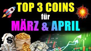 Beste Cryptocurrency, im April 2021 zu kaufen