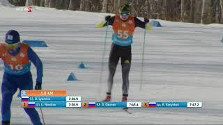 Дети Азии: Лыжные гонки 10 км (юноши)