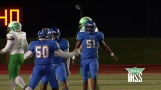 Lake Dallas vs Frisco - 2018 Football Highlights