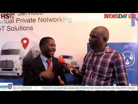 POWERTEL MARKETING MANAGER PROSPER MUTSWIRI SPEAKS ON BESPOKE ICT SOLUTIONS