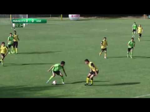 Топ-Лига-2017. Матч#27 Абдыш-Ата – Алай 0:1