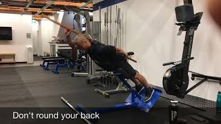 #AskKenneth | Posterior Chain Exercises For Lower Body