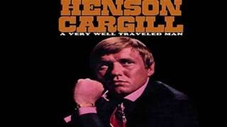 Henson Cargill - Don't It Make You Want To Go Home