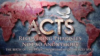 Recovering Pharisees, Not so Anonymous