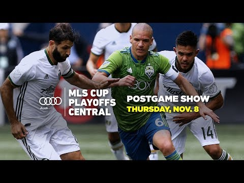 Seattle Sounders clash with Portland Timbers on the road to MLS Cup