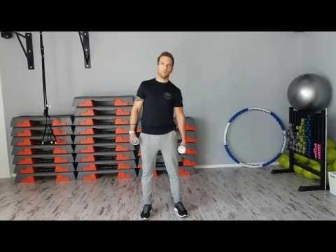Ćwiczenia na mięśnie klatki piersiowej na bloku