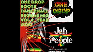 ONE DROP REGGAE ROOTS CULTURE & DANCEHALL MIX YR_2020_mix by VJ QARTEL