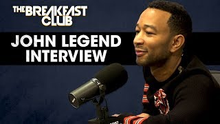 The Breakfast Club - John Legend Knows Who Bit Beyonce, Talks Jesus Christ Superstar, New Music + More