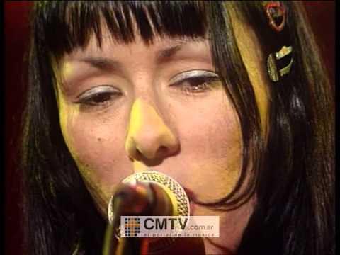 María Gabriela Epumer video Voy a tener que buscarte - CM Vivo 1998