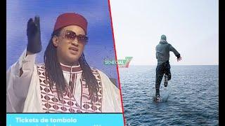 Dernière minute : Kounkandé décide de marcher sur la mer la veille de la Tabaski