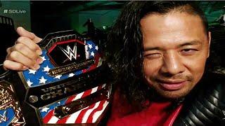 WWE中邑「ナカメーリカ!」発言で全米ファンの神経逆なで