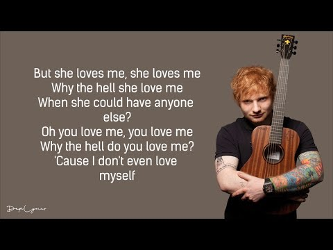 Ed Sheeran - Best Part Of Me (feat. YEBBA)(Lyrics) 🎵 - DopeLyrics
