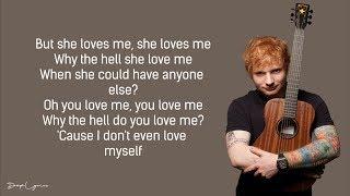 Ed Sheeran   Best Part Of Me (feat. YEBBA)(Lyrics) 🎵