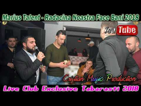 Marius Talent – Radacina noastra face bani Video