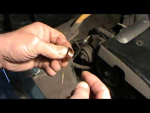 Не все водители знают , что можно сделать если ДПКВ выйдет из строя и двигатель не запускается.