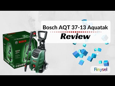 Bosch AQT 37-13 Aquatak Review – Best High Pressure Washer