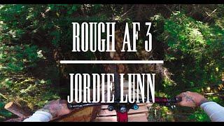 Jordie Lunn drops in, hard!