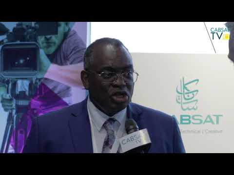 African Union Commission at CABSAT