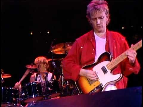 The Police - Invisible Sun (Synchronicity Concert)