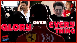 The Full Story Of Ferraris Japanese Grand Prix Radio & On-Track Controversy