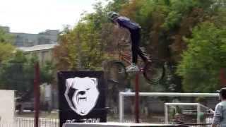 Вишнівський ДвіжОК! Pogrom BMX|MTB Contest
