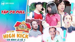 Gia đình là số 1 sitcom | tập 70 full: Diệu Hiền xém gây nên họa lớn khi đến nhà Đức Mẫn dạy kèm
