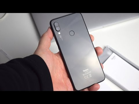 Unboxing Redmi Note 7 Global by Xiaomi