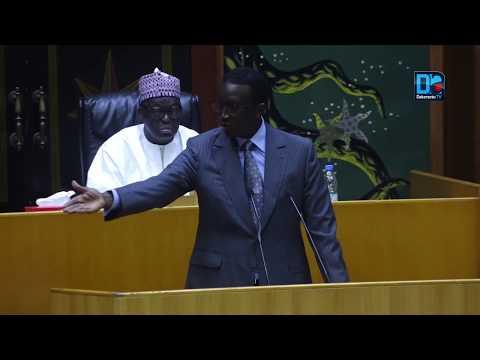 Affaires Etrangères / Amadou Ba : ''Les 8 rescapés vont rentrer chez eux demain !''