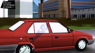 Škoda Favorit 135L Sedan - GTA San Andreas TUNING / 🔥 4K / 60FPS 🔥 GTX 1080