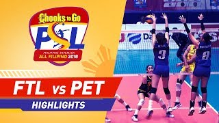 Highlights: Finals G3: F2 Logistics vs. Petron | PSL All-Filipino Conference 2018