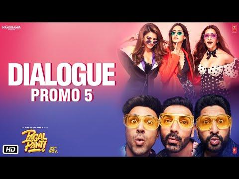 Pagalpanti: (Dialogue Promo 5) | Anil, Urvashi, John, Arshad, Ileana, Pulkit, Kriti