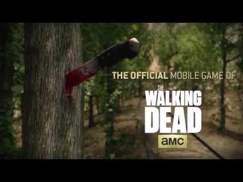 The Walking Dead : No Man's Land : vidéo de gameplay sur iOS
