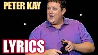 Misheard Lyrics | Peter Kay