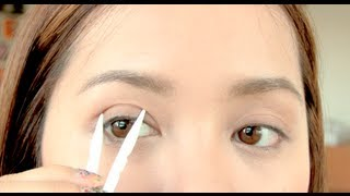 How to Even Out Your Eyelids Without Surgery