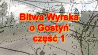 preview picture of video 'Bitwa Wyrska o Gostyń - 2014 - cz. 1'