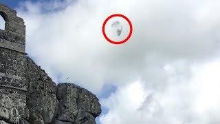 लाइव TV पर दिखे एलियंस के विमान || UFO Caught on Live TV - CAUGHT