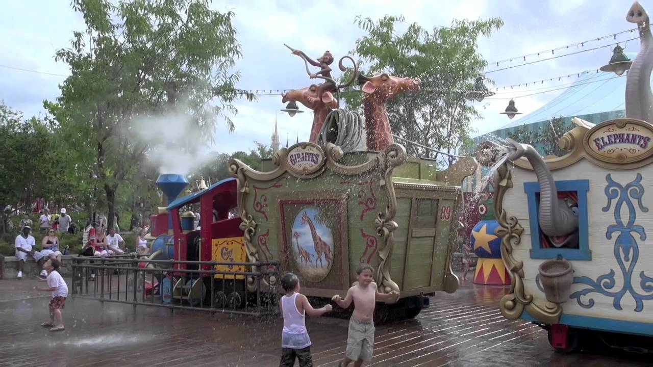 Casey Jr Splash 'N' Soak Station