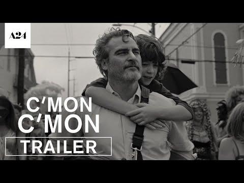 C'mon C'mon Trailer